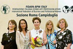 fidapa sezione roma campidoglio foto gruppo